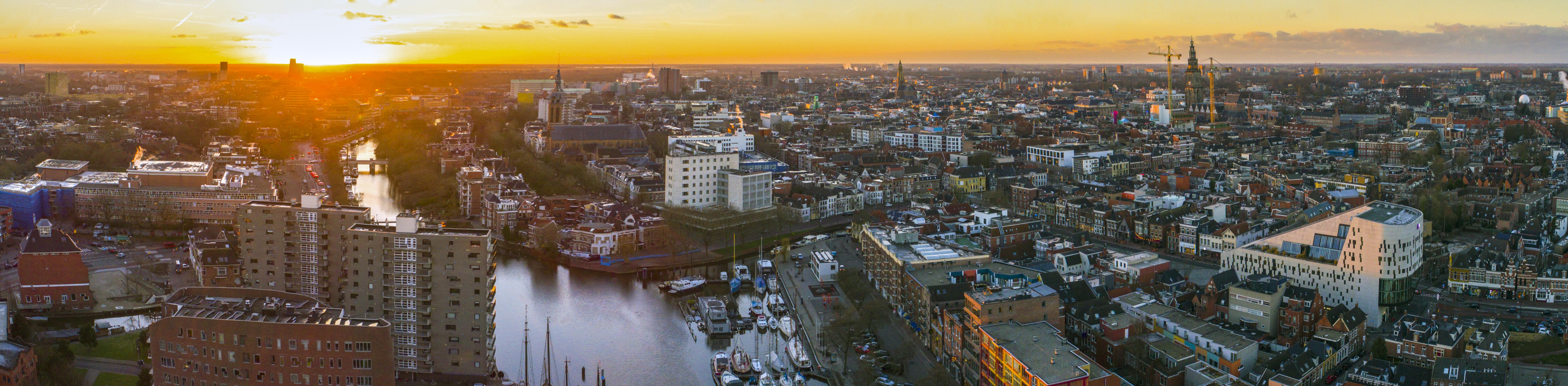 panorama Groningen